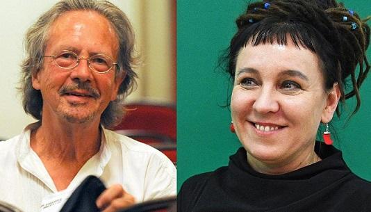 Полякинята Олга Токарчук и австриецът Петер Хандке получиха Нобел за литература