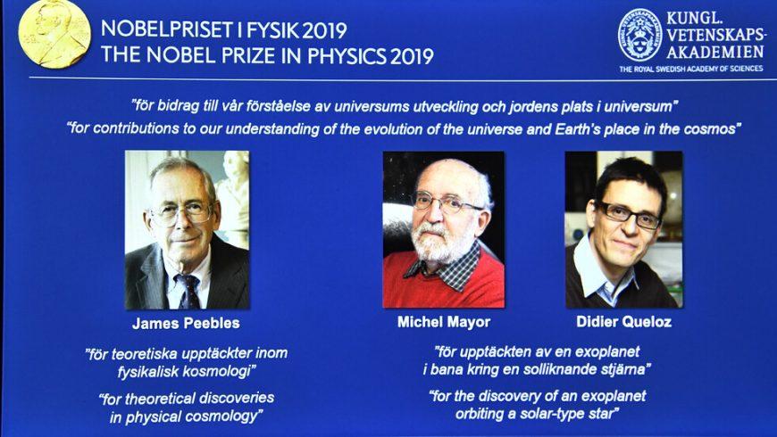 Канадец и двама швейцарци печелят Нобеловата награда за физика