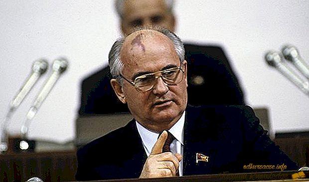 Горбачов: Не съм предал Източна Европа, тя бе част от политиката на новото мислене