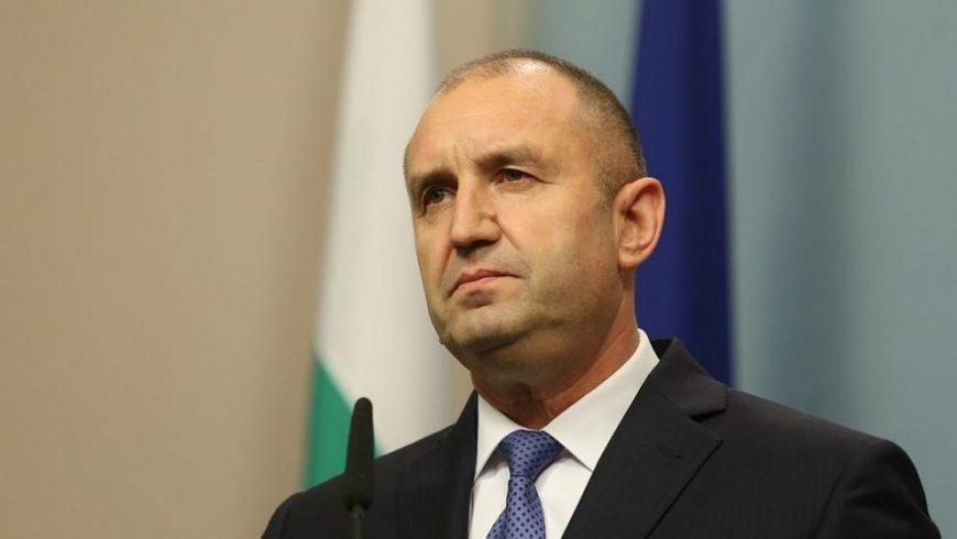 Радев: Ултиматуми не приемам, ще подпиша указа за главния прокурор в обозрим срок