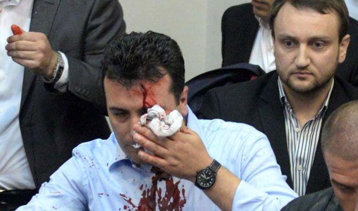 Руско-сръбска намеса в Кървавия четвъртък в парламента на Македония
