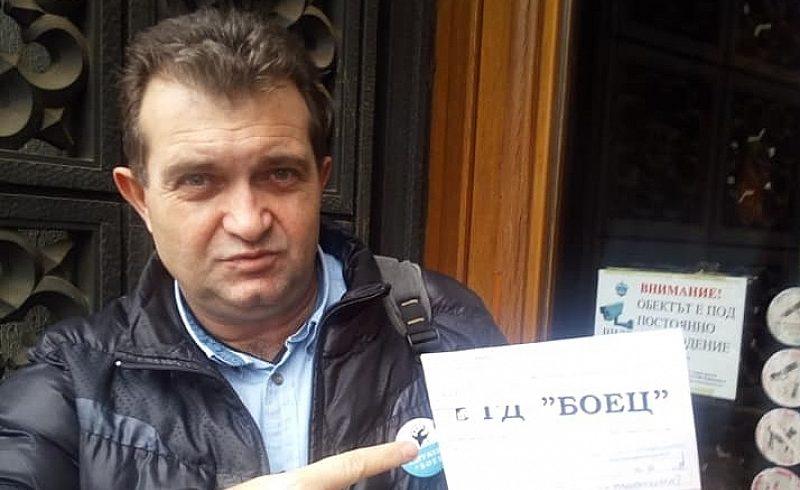 Война за живот: Георги от БОЕЦ vs. Прокуратурата на България