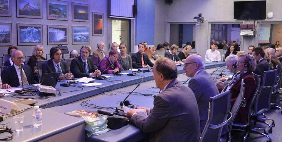 Сред участниците в конференцията бяха чуждестранни  посланици и дипломати