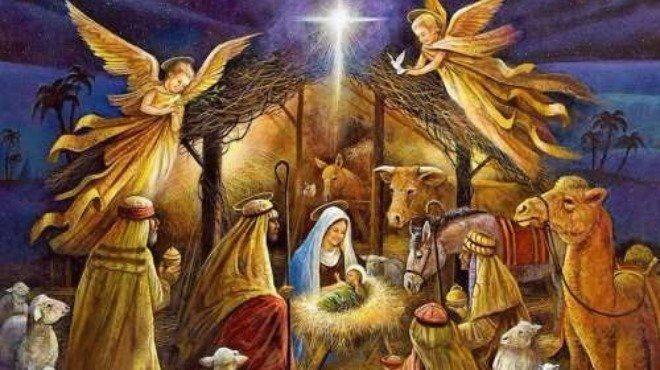 Честито на християните, Той се роди, за да възкреси падналия образ