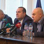 """Гeшeв и шефовете на МВР в c. Гaличe: Да се види, че """"имa дъpжaвa"""""""