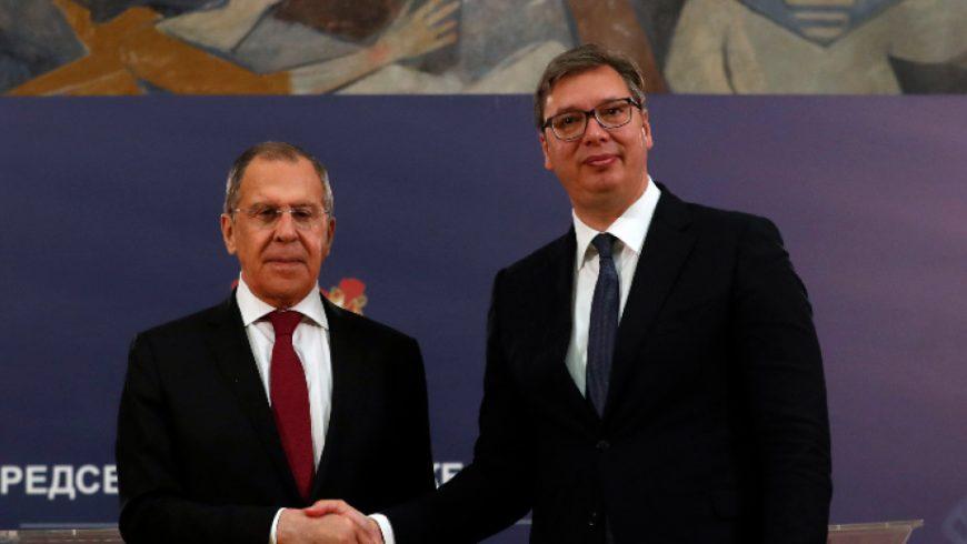 """Вучич: Белград ще каже """"не"""" на членство в ЕС без отстъпки за Косово"""