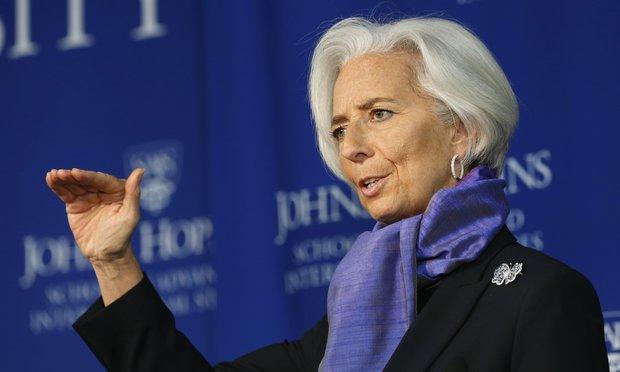 Кристин Лагард за гръцката криза