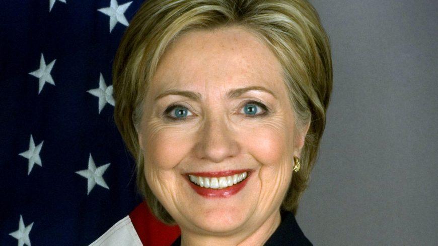 Хилъри Клинтън е лидер в надпреварата