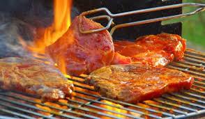 Защо при готвене свинската пържола се свива наполовина