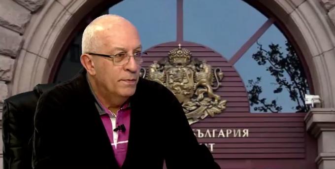 Юрий Асланов: Едно управление БСП – ГЕРБ би довело до непознати за нас стойности на  корупцията