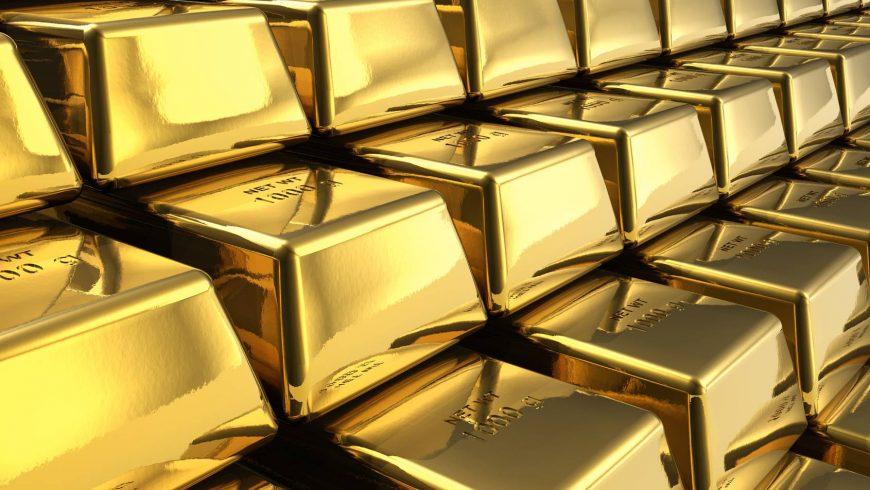 Златото губи блясък през 2017 г.