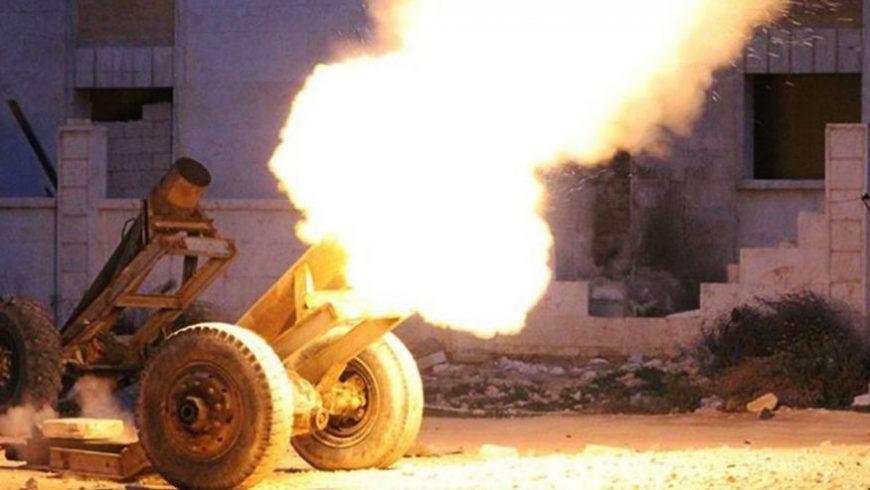 Прекратяване на огъня в Сирия