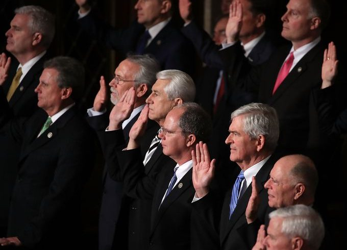 Тръмп критикува републиканците в Камарата на представителите