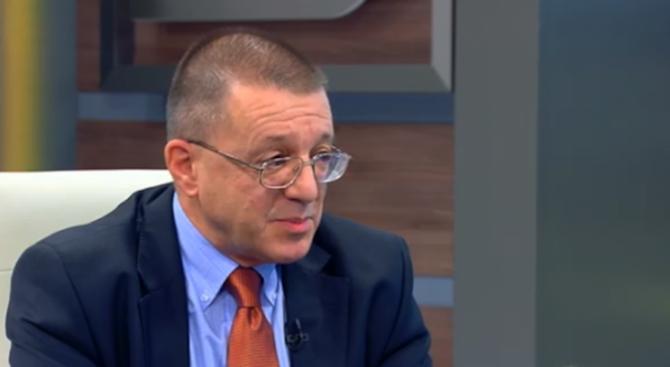 Бoйко Ноев: Македония няма повече бъдеще на унитарна държава