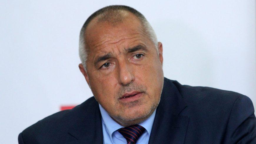 Борисов: Ако сме втори, няма да правим кабинет след изборите