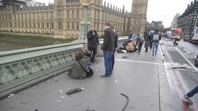 """""""Ислямска държава"""" пое отговорност за терористичния акт в Лондон"""