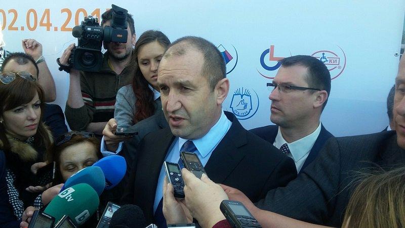 Радев: Цел на кабинета трябва да е националното единение