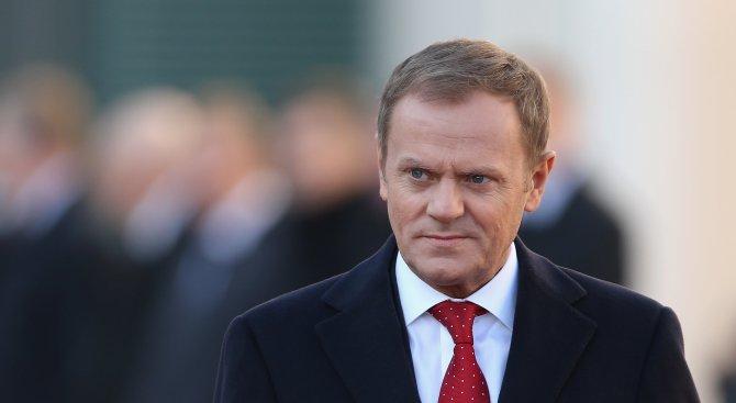 Варшава заплаши да блокира срещата на ЕС заради Туск
