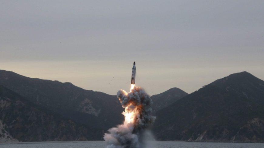 Северна Корея е опитала да изстреля ракета, но опитът е бил неуспешен