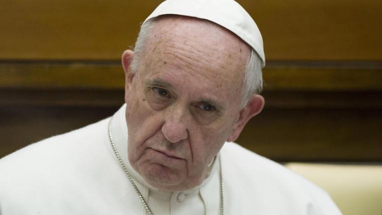 Папата: Eдна война ще унищожи голяма част от човечеството