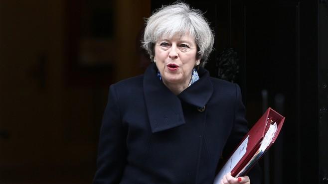 Тереза Мей обяви предсрочни избори на 8 юни заради Брекзит