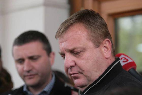 Горанов за преговорите с ГЕРБ: Патриотите проявяват завиден разум
