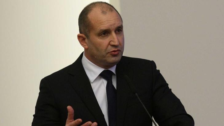 Радев: Президентът не внася законопроекти, но е отговорен към важните проблеми