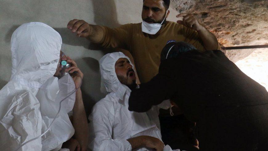 72 жертви от химическата атака в Сирия, от тях – 20 деца