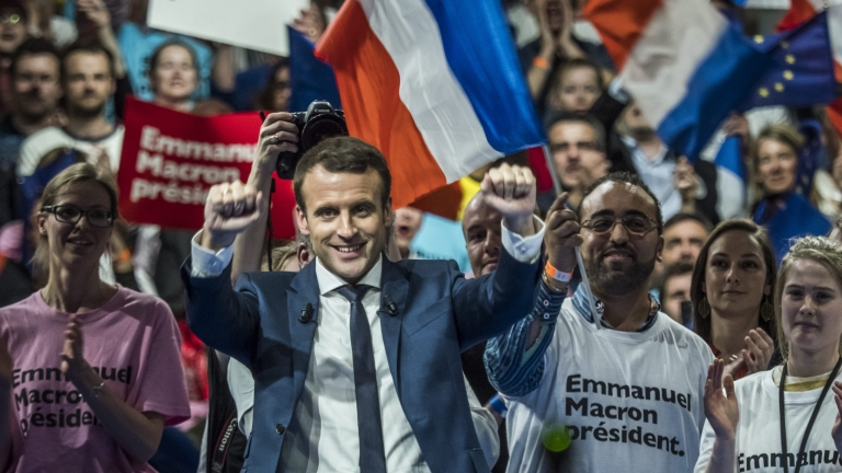 """Поколението на Макрон – млади лидери от ЕС се обединяват зад френския """"Кенеди"""""""