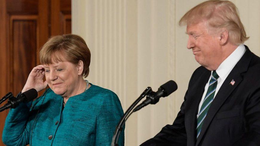 Тръмп: Германците са много, много лоши