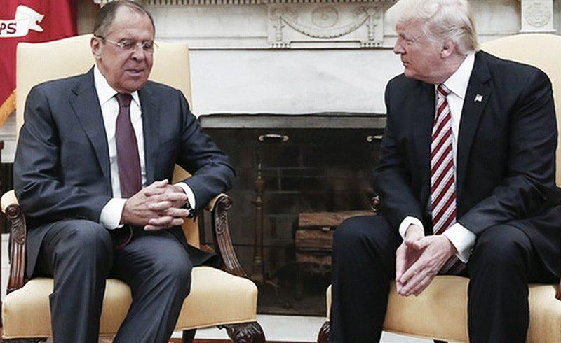 Тръмп споделил с Лавров как ИД планирала да взриви самолет