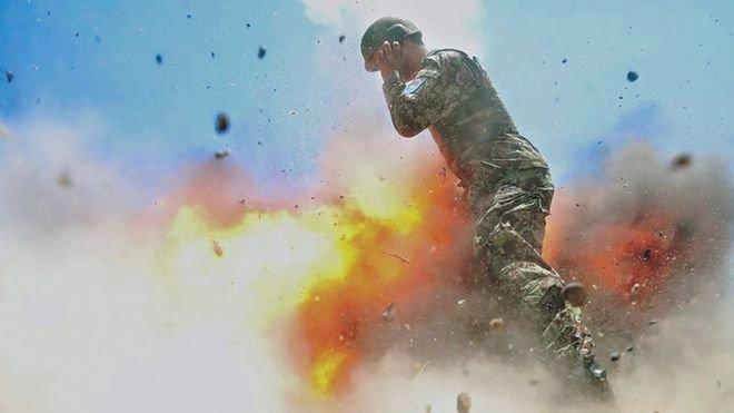 Фотографка засне смъртта си в Афганистан