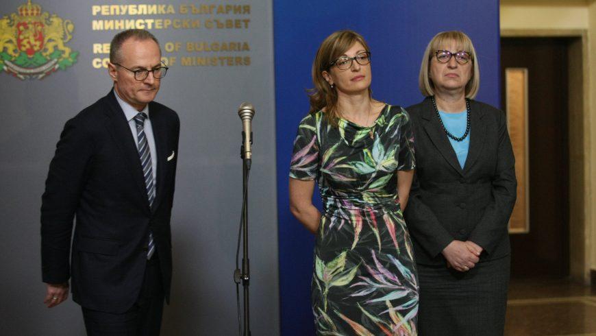 Панов след срещата с премиера: Реформата трябва да е в дълбочина