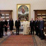 Президентът Радев води българска делегация във Ватикана