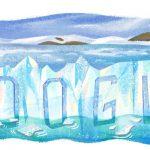 Google смени логото си заради глетчерен парк