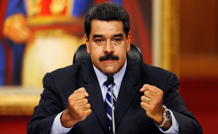 Мадуро започна масови арести на военни във Венецуела
