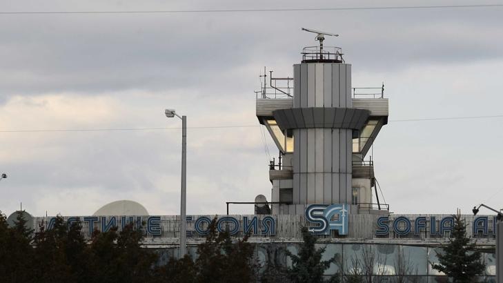 Арестуваха мъжа, подал фалшив сигнал за бомба на Летище София