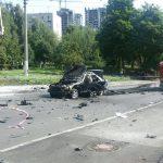 Терористичен атентат в Киев рани двама и уби военен