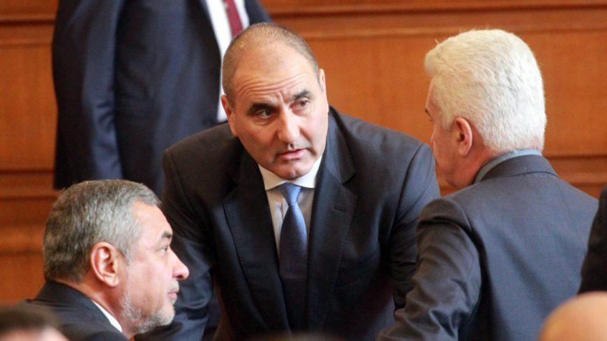 Депутатите създадоха комисия за скандала с НДК