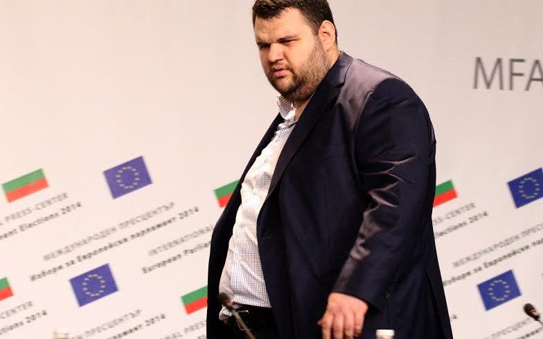 Делян Пеевски пак е в евролистата на ДПС
