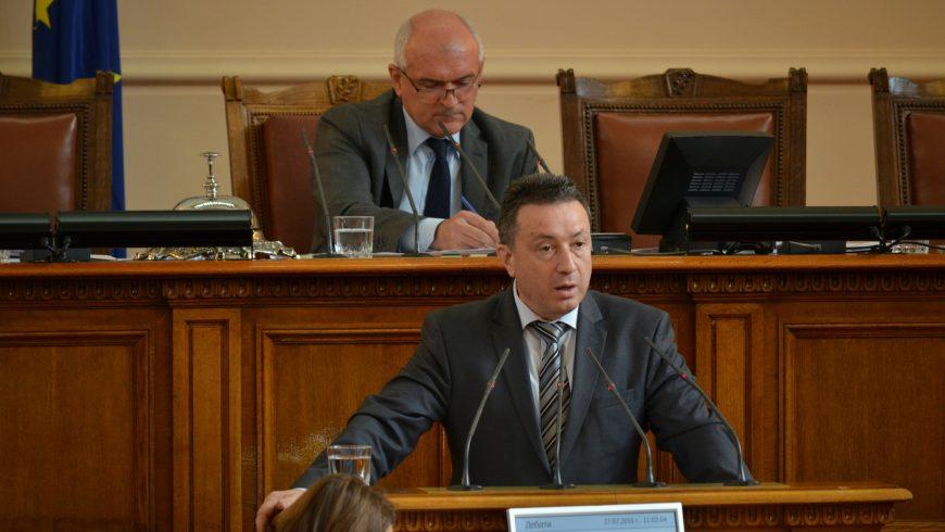 Янаки Стоилов отказа да се кандидатира за Конституционния съд