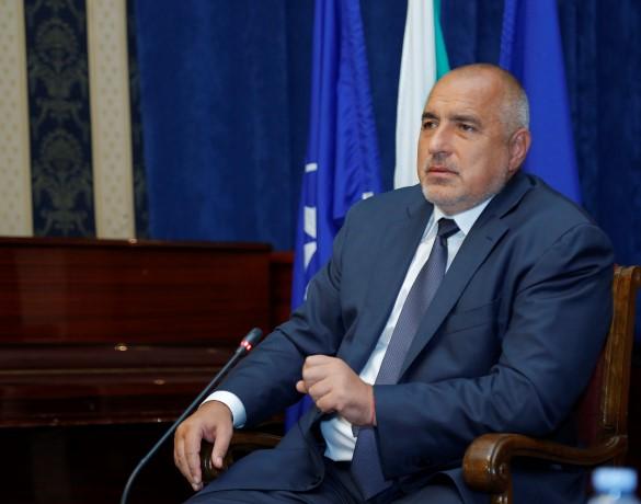 """Борисов: Чакам писмо от ЕК дали ще ми разрешат преговори за директна тръба от """"Турски поток"""" към България"""