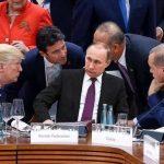 Фалшива снимка с Путин, Тръмп и Ердоган обиколи интернет