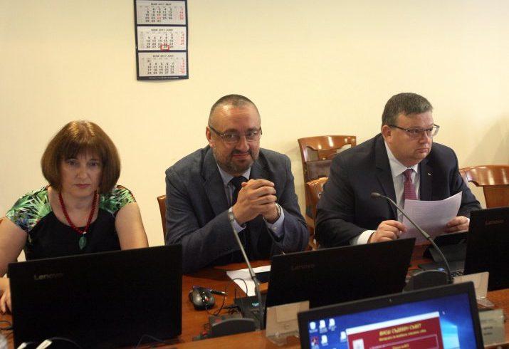 Мнозинството на Цацаров отново провали заседанието на ВСС
