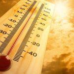 БАН предупреждава за опасно горещо време