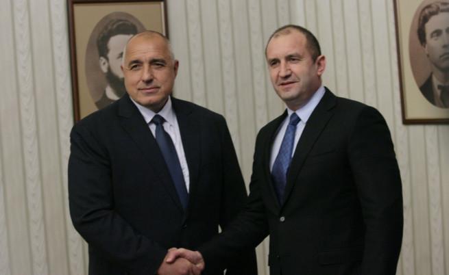 Борисов и Радев лично договорили новия антикорупционен орган