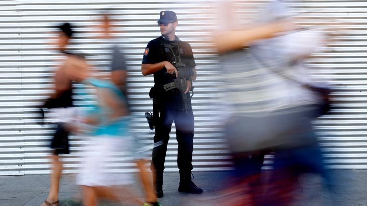 Испанската полиция идентифицира шофьора от Барселона (обновена)