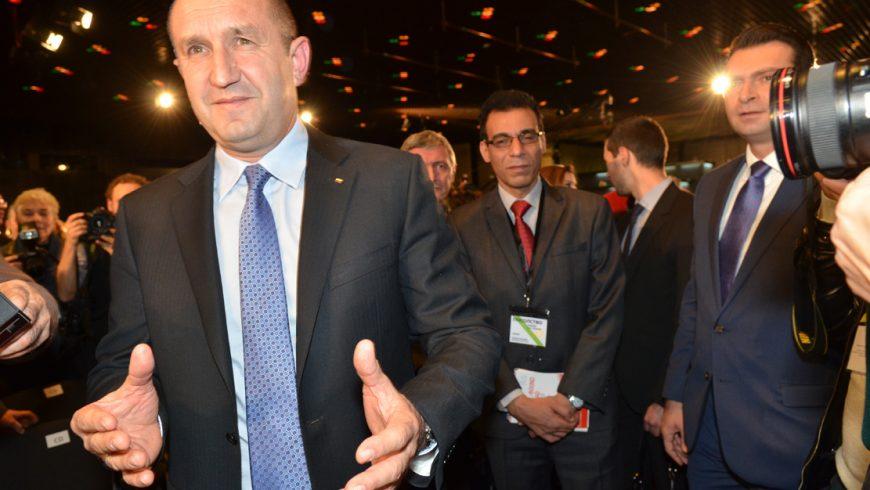 Радев: Обществото очаква консенсус за корупцията