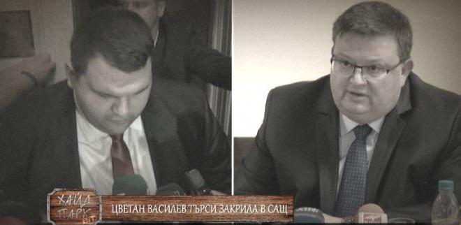 Санкциите на САЩ ще са насочени към Пеевски и Цацаров