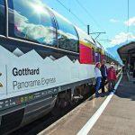 Два влака се сблъскаха в централна Швейцария